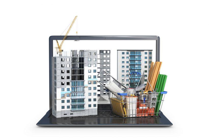 فروش اینترنتی مصالح ساختمانی